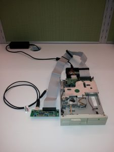 "FC5025 5.25"" Floppy Drive Controller"